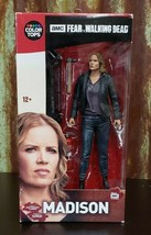 AMC Fear the Walking Dead Madison Clark Figure Color Tops McFarlane Toys  - $9.50
