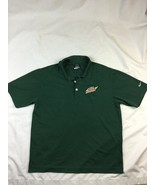 Mountain Dew polo shirt men's M green Used - $24.99
