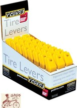 PEDRO'S TIRE LEVERS 24 X 2 PACK  YELLOW BICYCLE TOOL - $58.40