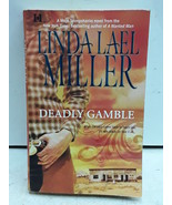 Deadly Gamble (A Mojo Sheepshanks Novel) by Miller, Linda Lael - $7.90