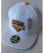 Adidas MLS Houston Dynamo White Soccer Hat Cap Snap Back Flat Brim One ... - $20.00