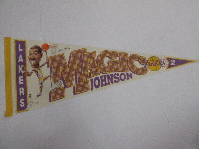 b23872aa7c2 Vintage Windcraft Los Angeles Lakers Magic and 50 similar items. 57