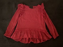 Geniune Kids Oshkosh Pink Girls Shirt Toddler (SIZE 5T) - $9.85