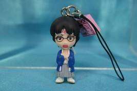 Bandai Gintama Silver Soul Mascot Straps Figure P2 Shimura Shinpachi Yorozuya - $16.99
