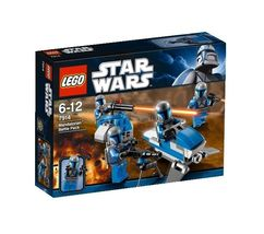 LEGO Star Wars Mandalorian Battle Pack 7914  [New] Minifigures Building ... - $39.99
