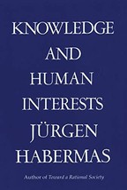 Knowledge & Human Interests [Paperback] Habermas, Juergen and Shapiro, Jeremy J. image 3