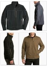 Kuhl Burr Men's Jacket 1052 Raven, Espresso, Gun Metal or Khaki Color Si... - $99.33