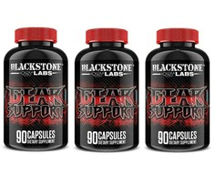 3X Blackstone Labs Gear Support 90 Caps - Cycle Support  FRESH 2022 - $85.07