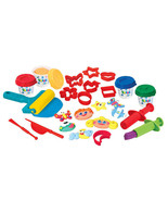 Playgo PLAY DOUGH FUN IN A CARRY CASE (4 Colors... - $23.79