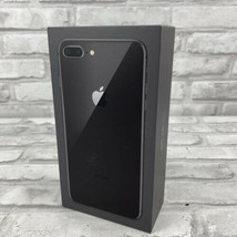 iPhone 8 Plus BOX ONLY Space Gray 64GB MQ8D2LL/A No Phone Included - $10.69