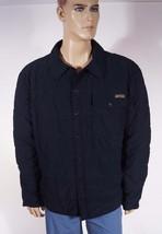 Polo Ralph Lauren Men Navy Lined Spread Collar Westgate Shirt Jacket Coa... - $151.99