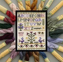 Heritage Kreinik Silk Mori Collection 25 1/2 skeins cross stitch Krein - $36.65