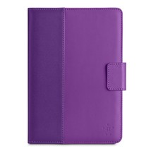 Belkin Classic Tab Cover / Case with Stand for Apple iPad mini (Purple) - $10.99