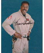 Ernie Hudson signed GHOSTBUSTERS color photo. Nice ! - $34.95