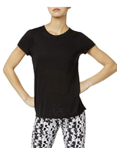 Calvin Klein Performance Epic Pleated-Back Top, Size S, MSRP $28 - $13.09
