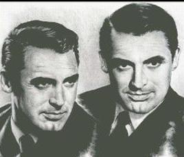 Hollywood Greats Cary Grant cross stitch chart Mystic Stitch