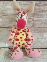 "Disney Plush Woozle #2 Stuffed Animal Beanie Bean Bag Winnie the Pooh Friends 8"" - $11.63"
