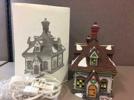 Dept 56 Dickens Village ~WM. Wheat Cakes & Puddings ~ In Original Box #5... - $41.57