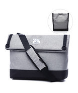 Men Multi-function Messenger Bag Shoulder Bag Laptop Bag for 14 inch Lap... - $191.82 CAD