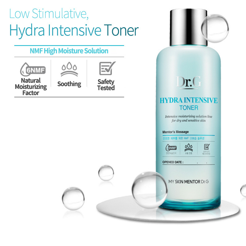 DR. G HYDRA INTENSIVE TONER 170ML / Health & Beauty / Skin Care / Moisturizers /