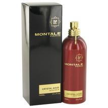Montale Crystal Aoud by Montale Eau De Parfum Spray 3.3 oz for Women - $113.95