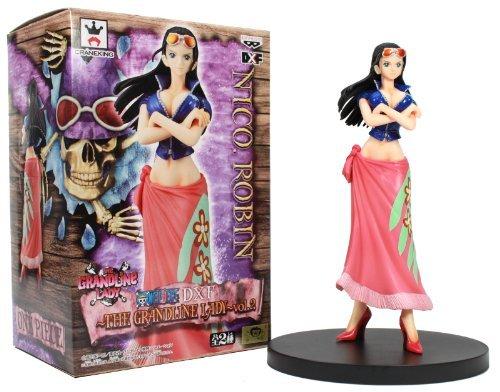 Banpresto Nico Robin 48163 One Piece DXF The Grandline Lady Volume 2 Banpresto 6 - $74.72