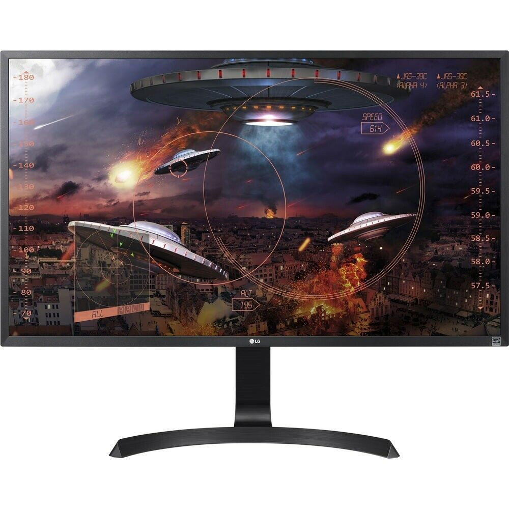 "Primary image for LG 32MU59-B 32"" 16:9 LCD Gaming Monitor, 4K UHD 2160P 60Hz w/ Freesync"