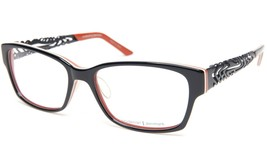 NEW PRODESIGN DENMARK 4681 1 c.6032 BLACK EYEGLASSES FRAME 54-17-135 LF ... - $113.83
