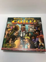 Going, Going Gone (Board Game) Scott Nicholson Stronghold auctions COMPLETE - $9.89