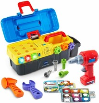 VTech Drill & Learn Toolbox Multicolor - $44.87