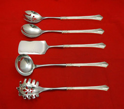 Eighteenth Century by Reed & Barton Sterling Hostess Set 5pc HHWS  Custo... - $359.00