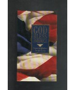 God Bless America, Scriptures & Quotes, 1999  New Hardcover Book - $4.00