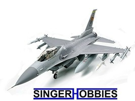 Tamiya Lockheed Martin F-16Cj Blk 50 Fighting Falcon Plastic Model TAM60315 HH - $176.00