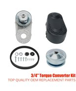 "Go Kart Torque Converter Clutch Kit 3/4"" 10T #40 #41 &12T #35 For Predat... - $999.00"