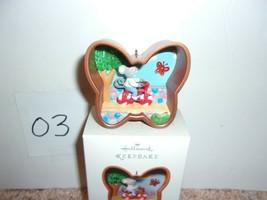 Hallmark Keepsake Ornament Summer Mouse Cookie Cutter - $16.99