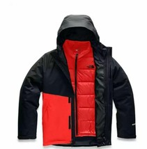 Men's The North Face Mountain Light Triclimate Jacket full zip L Large G... - $253.89