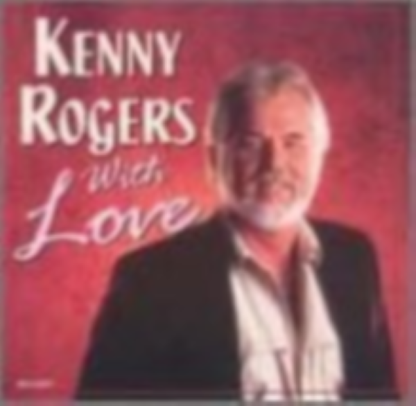 With Love by Kenny Rogers Cd