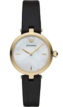 Emporio Armani AR11200 Arianna Women's Watch Black 32mm Stainless Steel - £135.69 GBP