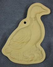 Brown Bag Cookie Art Duck with Eggs Mold Hill Design 1984 - $17.95