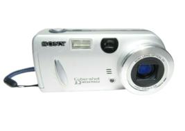 Sony Cyber-Shot DSC-P52 HD Digital Camera - Silver - $10.99