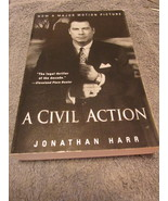A Civil Action By Jonathan Harr - $3.00