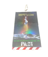 Walt Disney World Mission Space Ride Lanyard Commander Pilot RARE  Epcot - $17.72