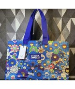 Takashi Murakami Complexcon Herschel Tote Bag Flower Kaikai Kiki Limited... - $185.12