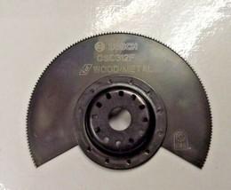 Bosch OSC312F 3-1/2'' x 7/8'' Bi-Metal Flush Cut Blade Bulk - $3.71