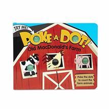 Old Macdonald's Farm (Poke-a-dot) [Board book] Melissa & Doug, LLC - $12.99
