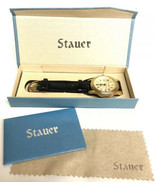 Stauer Metropolitian Dress Watch #17086 New Old Stock   - $112.19
