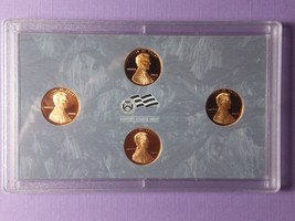 Lincoln Bicentennial Series 2009-S Proof 4 Coin Set - $49.95