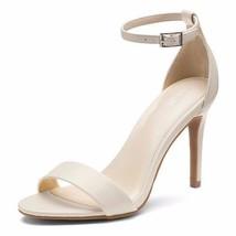 APT 9 Women's Size 10 White Fashion Open Toe Heels Dress Shoes/Sandals NEW image 2