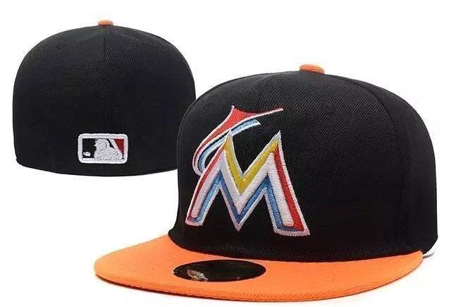 a37622f3283 45a5eefe4d9f47ae92ebb3f3d381811809b9838a.  45a5eefe4d9f47ae92ebb3f3d381811809b9838a. MLB New Era Miami Marlins Fitted  Baseball Cap