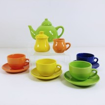 Schylling Personal or Children's Tea Set 13 pcs - $22.28
